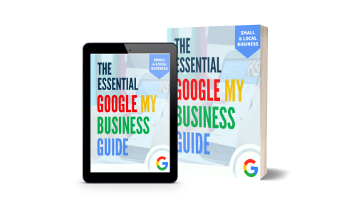 Essential Google My Business Guide Cover