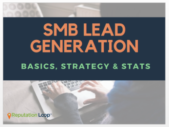 SMB Lead Generation Strategy COVER IMAGE